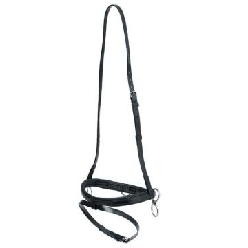 Pole halter with flash double ring Zilco