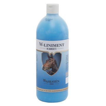 Blue lotion liniment 1L Wahlsten