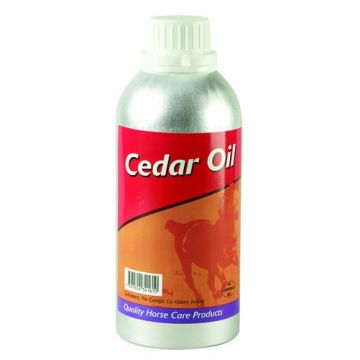 cedar oil leg paint 450ml