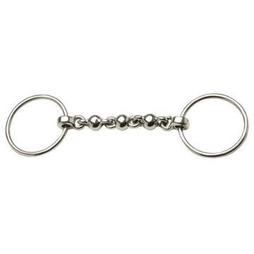 Loose Ring Waterford Snaffle Zilco