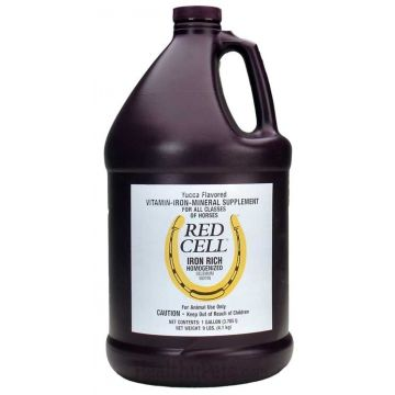 Red cell Farnam 3.78l
