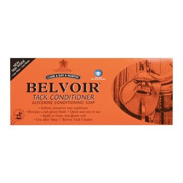 Belvoir Conditioning Soap 250gr Carr & Day