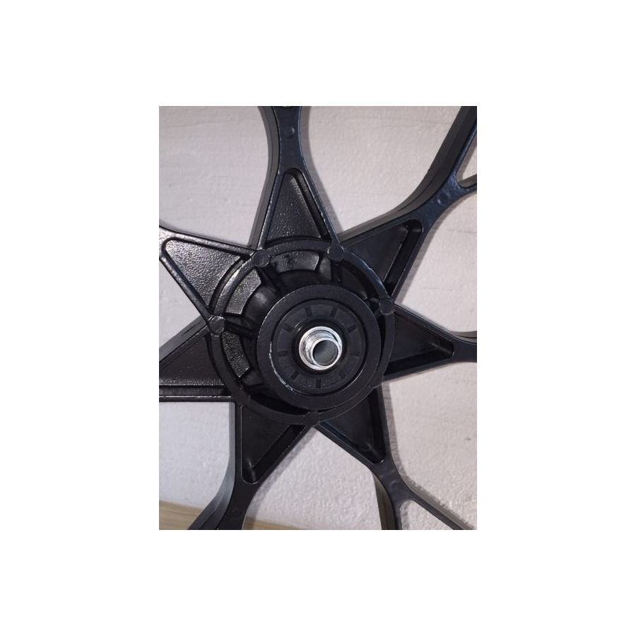 Aluminum wheel for training sulky Wahlsten at the best price
