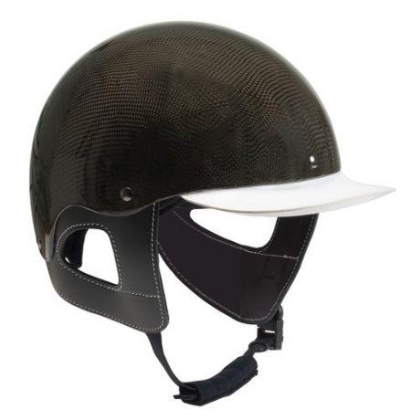 Carbon trotting helmet Wahlsten