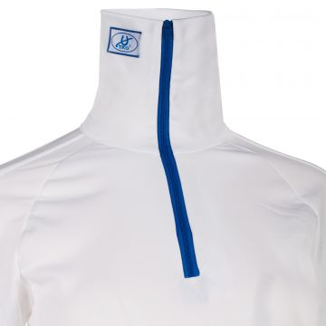 Sous Pull Manches Longues Micropolaire Blanc Tko