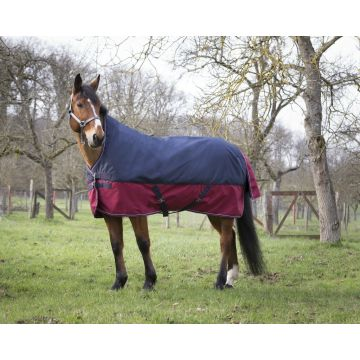 "Outdoor Blanket ""Tyrex 1200D"" High Neck, Equithème"