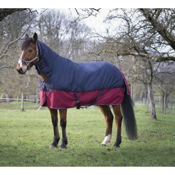 "Outdoor blanket ""Tyrex 1200D"" Full Neck, Equithème"