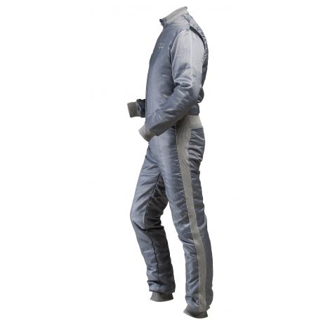 W-Quilted Overall Wahlsten