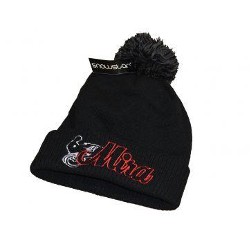 Mira hat with pompom
