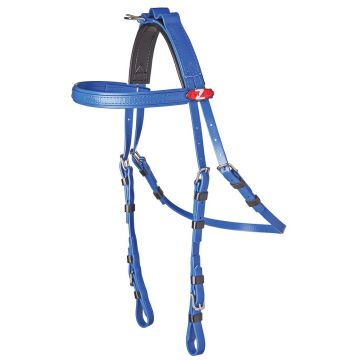 open harness bridle Zilco