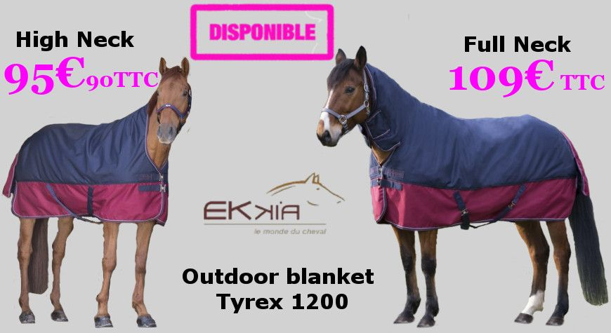 Outdoor blanket Tyrex 1200