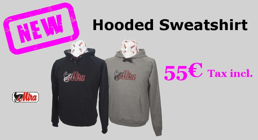 Hooded Sweatshirt Mira