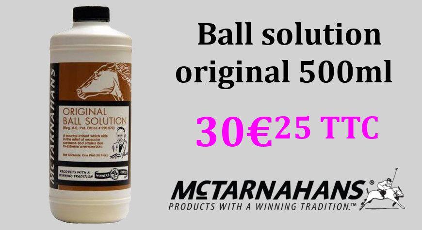 Ball Solution